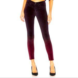 HUDSON JEANS- Ankle Super Skinny Jeans